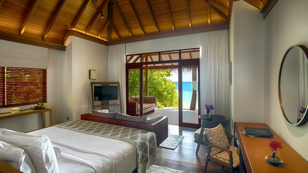 Deluxe Villa at the Baros Maldives