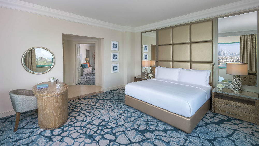 Executive Club Suite at the Atlantis The Palm