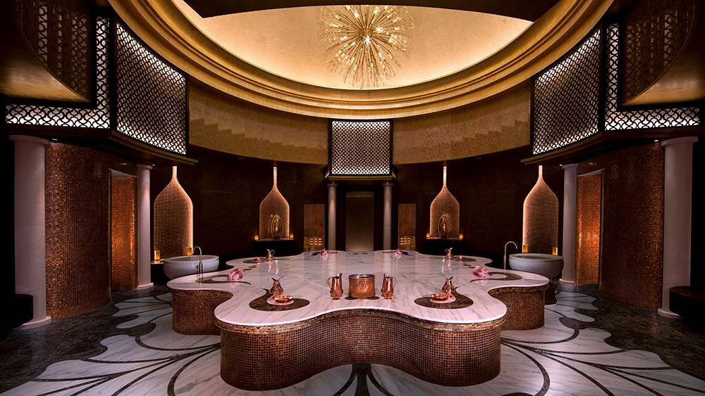 Hammam at Anantara Eastern Mangroves Hotel & Spa
