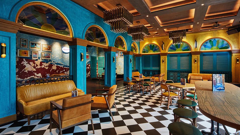 Havana Club Social Club at Caesars Palace Bluewaters