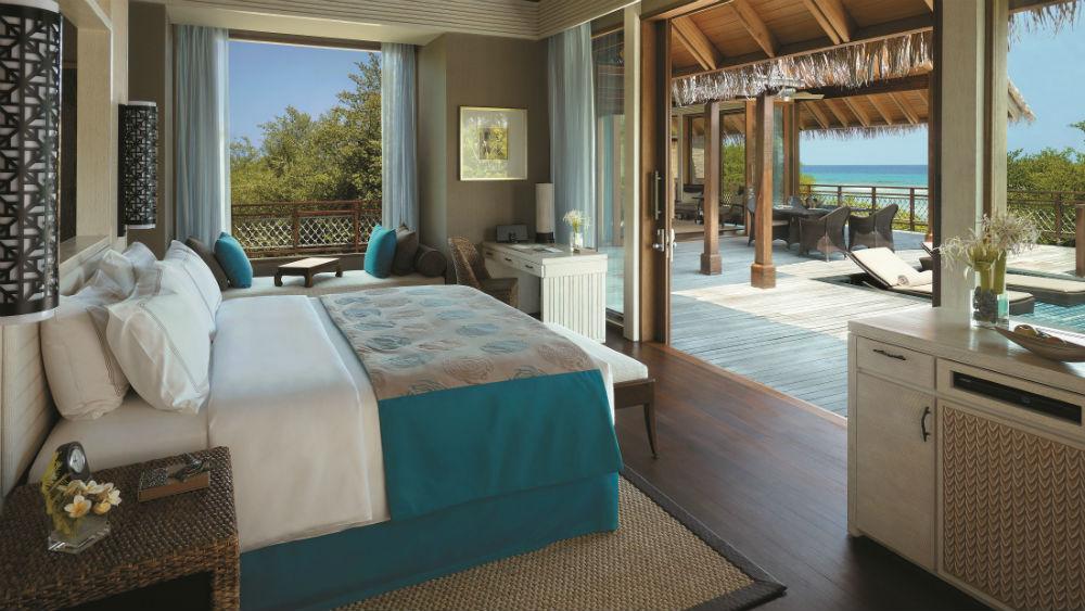 Water Villa Shangri La Villingili Maldives