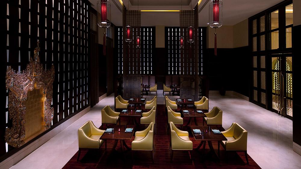Pachaylen Restaurant at Anantara Eastern Mangroves Hotel & Spa