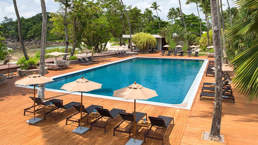 Pool at AVANI Barbarons Seychelles
