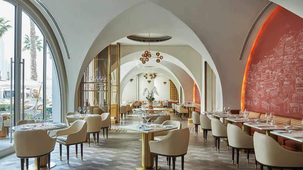 QUATTRO PASSI at the Five Palm Jumeriah