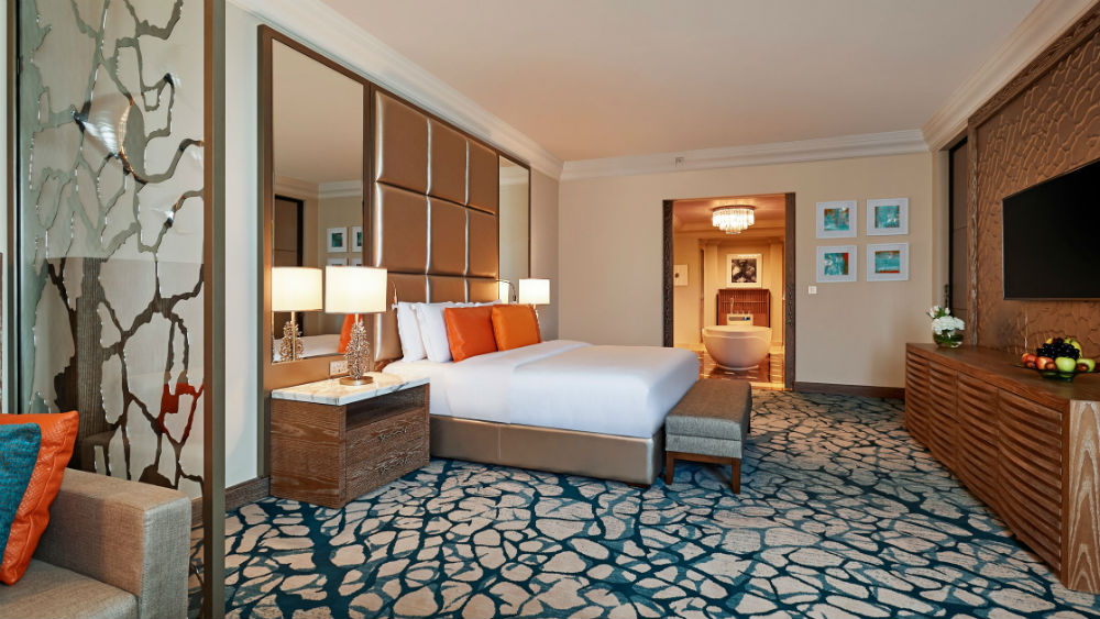 Regal Club Suite at the Atlantis The Palm