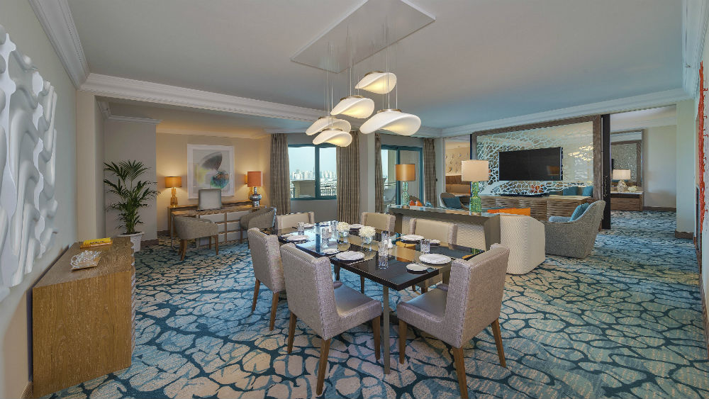 Regal Club TwoBedroom Suite at the Atlantis The Palm