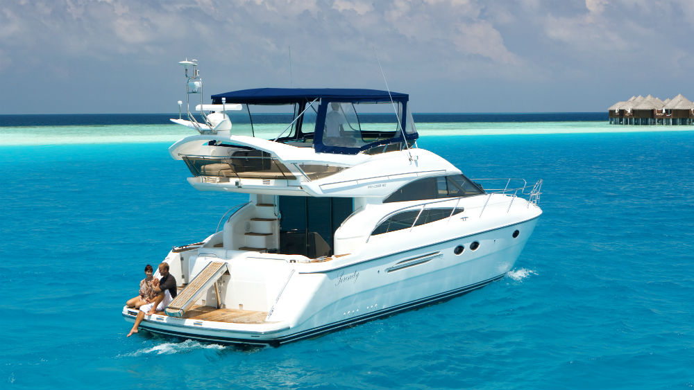 Serenity Cruise at the Baros Maldives
