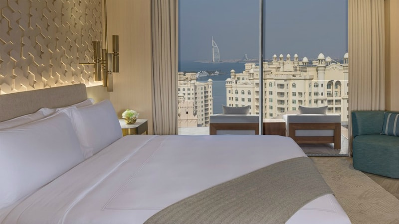 Superior Partial Sea View at the Five Palm Jumeirah