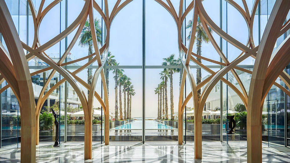 The Cube at the Five Palm Jumeriah