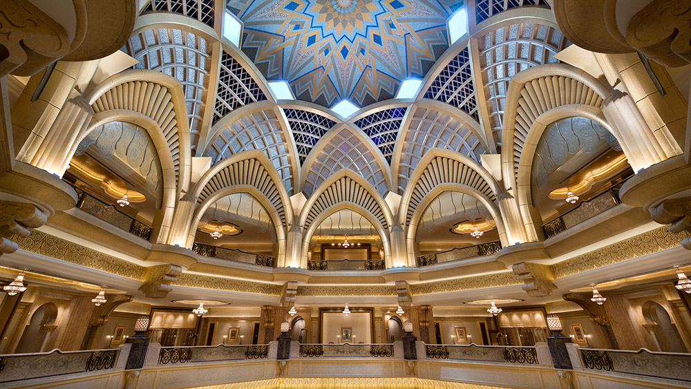 The Dome at Emirates Palace