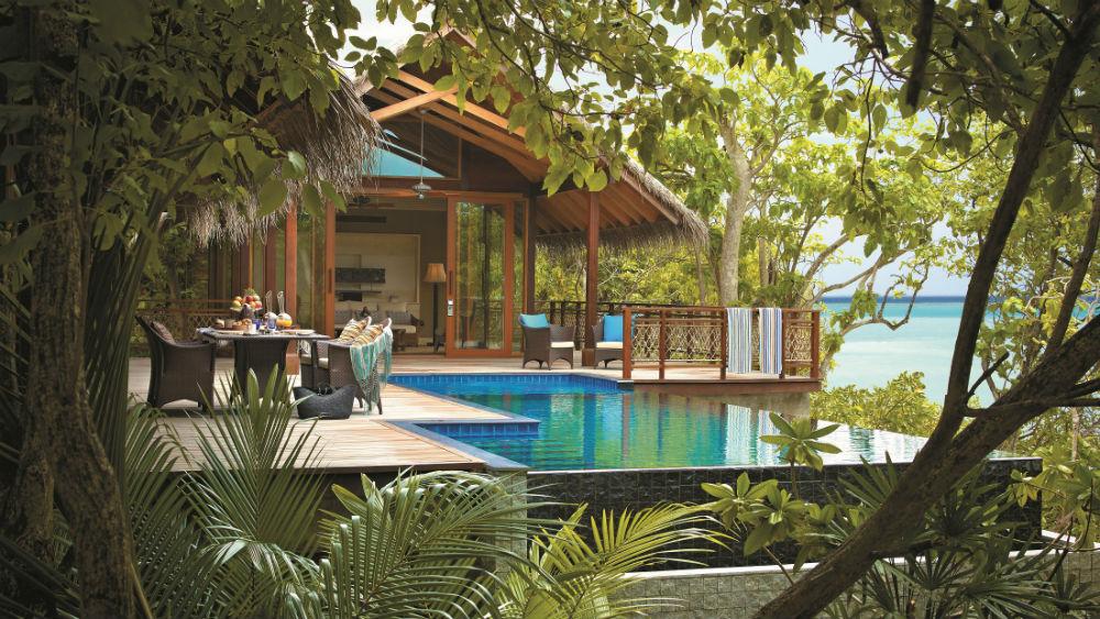 Tree House Villa Shangri La Villingili Maldives