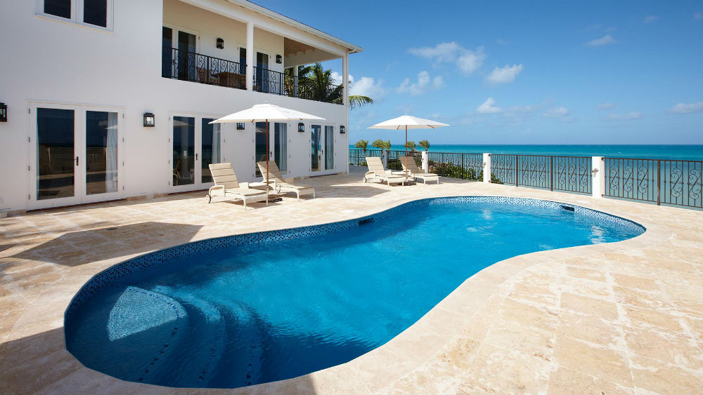 Turtle cottage at the Blue Waters Antigua