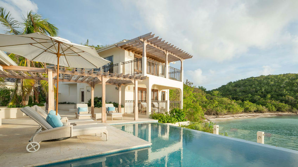 Villa at the Blue Waters Antigua