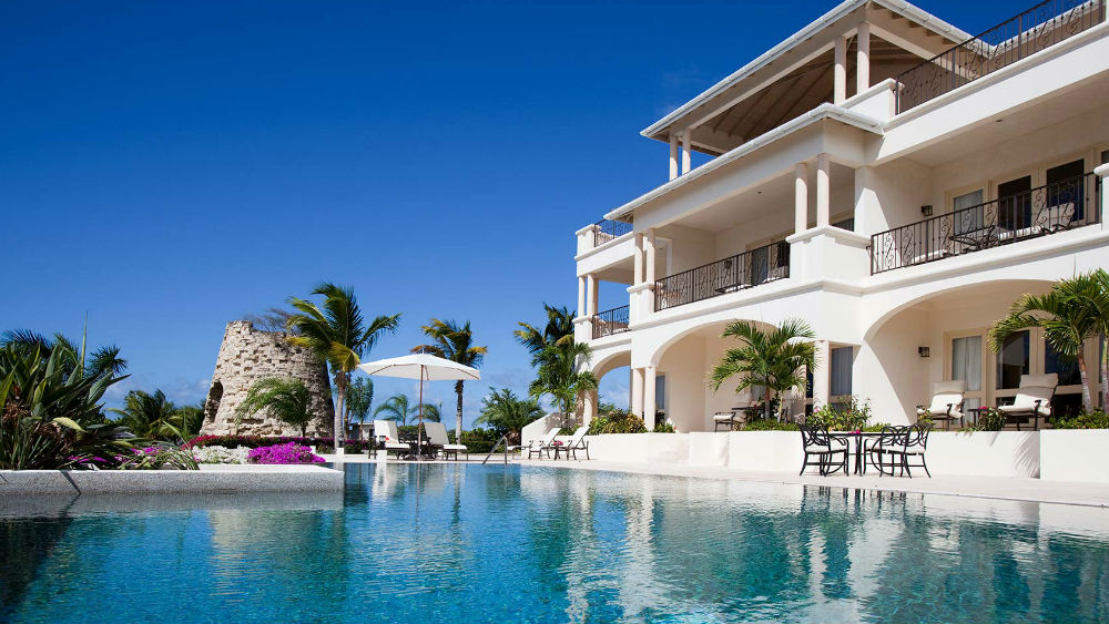 Cove Suites at the Blue Waters Antigua