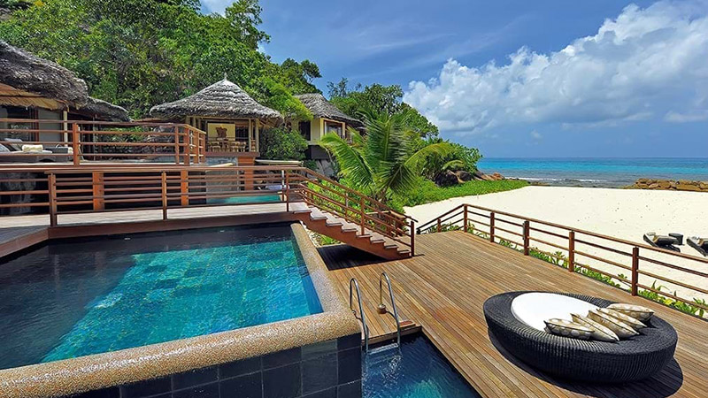 Villa - Constance Seychelles - Island Honeymoon