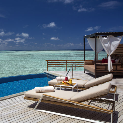 Water Pppl V - Baros Maldives