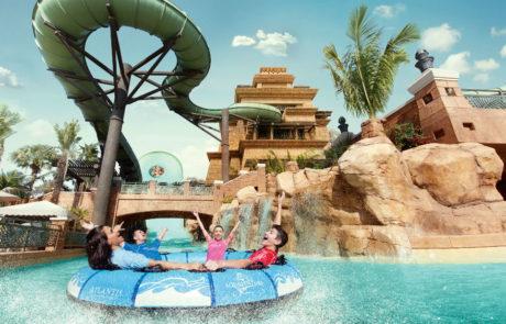 Zoomerango at the Atlantis The Palm