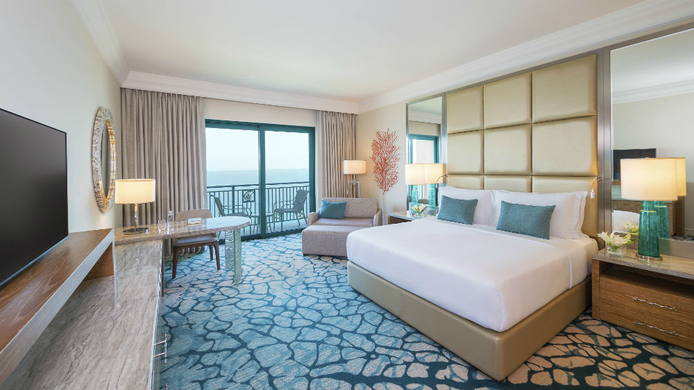 Ocean Deluxe king at the Atlantis The Palm