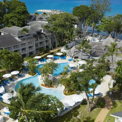 club pool at The Club Barbados Resort & Spa, Barbados