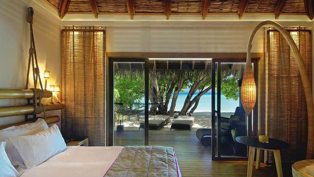 Beach Villa at the Constance Moofushi Maldives