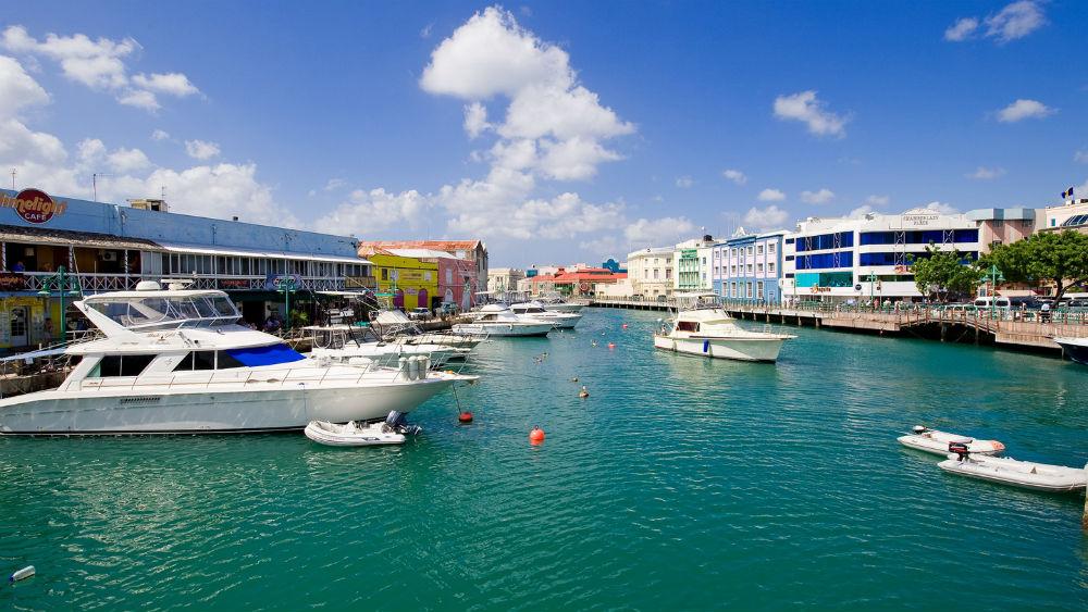 Bridgetown at The Club Barbados Resort & Spa, Barbados