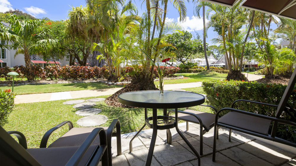1 Bedroom Gardenview Suites at The Club, Barbados Resort & Spa