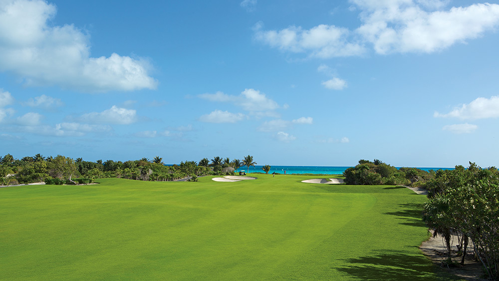 Playa Mujeres Golf Course fairway