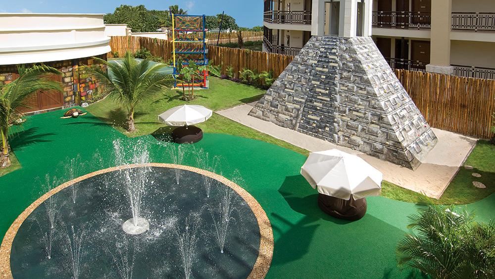 Explorers Kids Club at Dreams Riviera Cancun