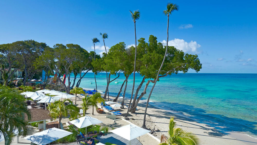 Main beach at the Tamarind by Elegant Hotels