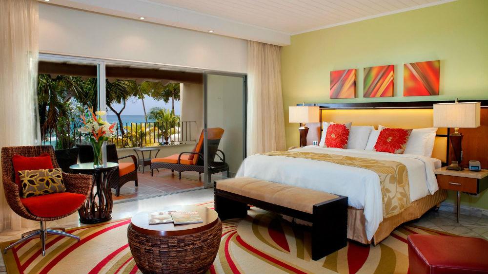 Ocean View Junior Suite at Tamarind by Elegant Hotels