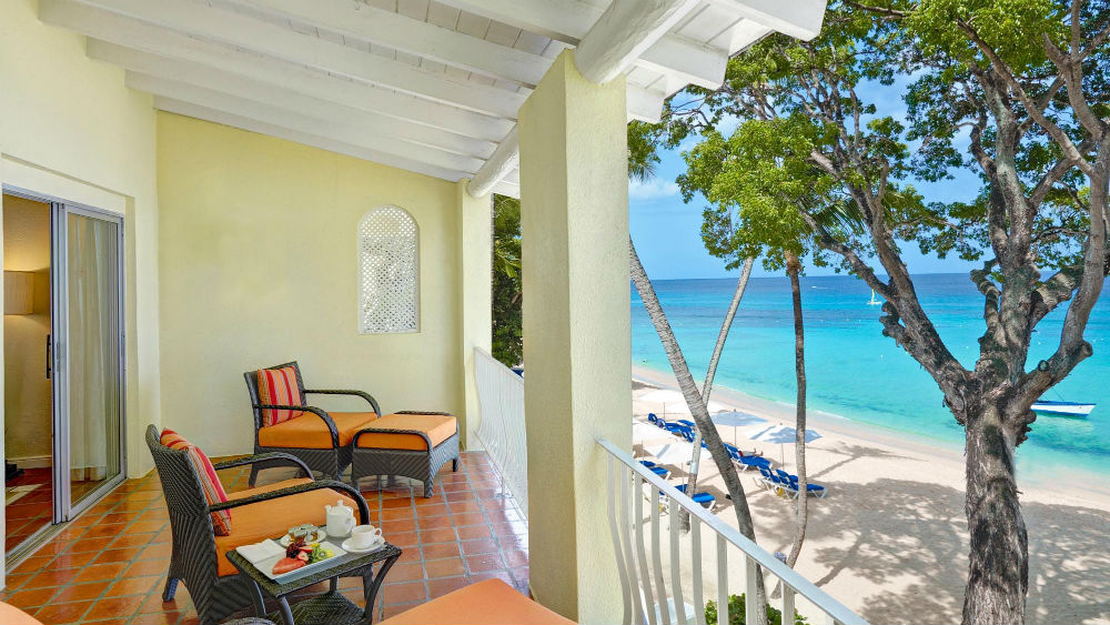 Oceanfront One Bedroom Suite at the Tamarind by Elegant Hotels