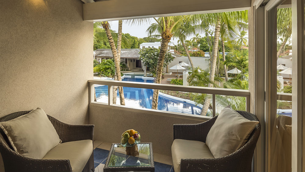 Pool View Spa Room at the Waves Hotel & Spa by Elegant Hotels