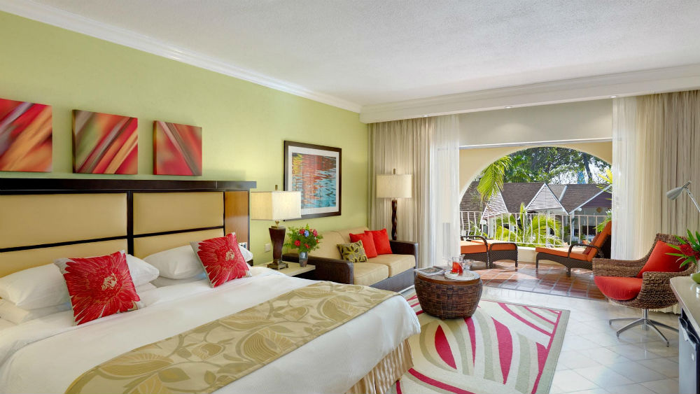 PoolGarden View Junior Suite at the Tamarind by Elegant Hotels