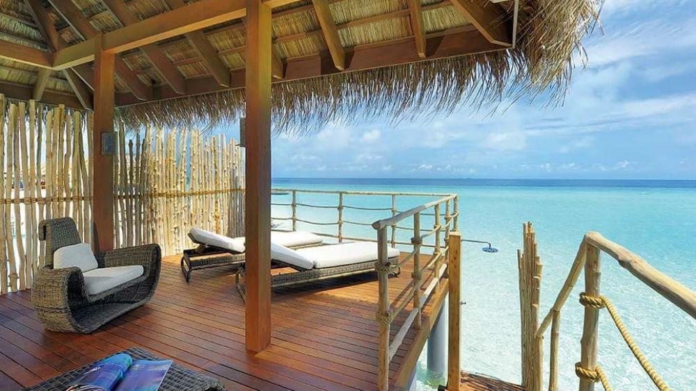 Senior Water Villa at the Constance Moofushi Maldives