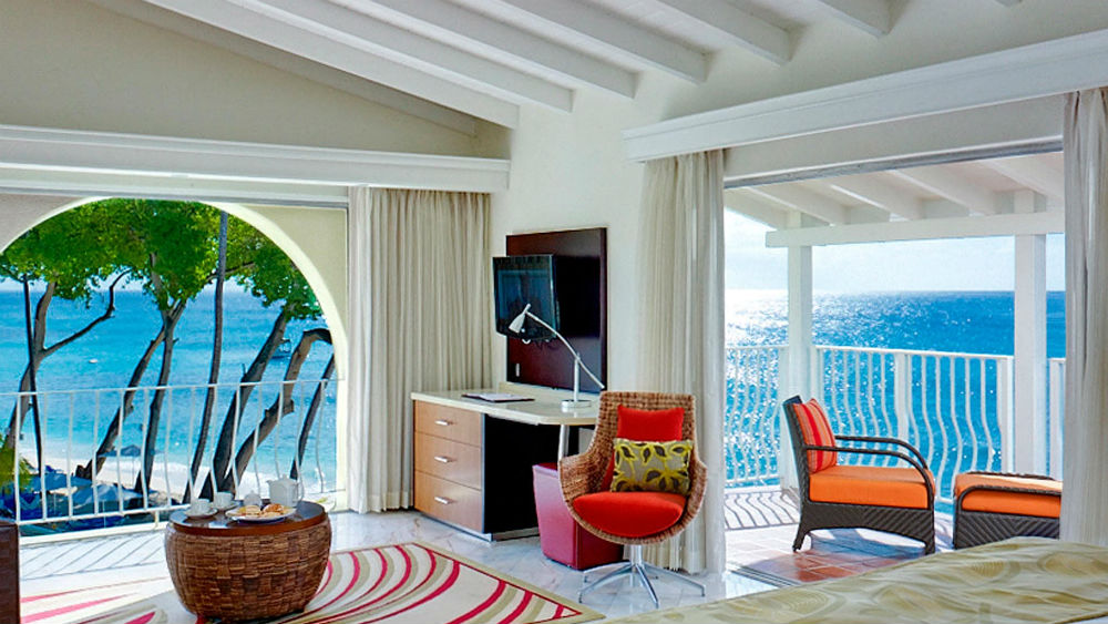 Signature suite at the Tamarind by Elegant Hotels
