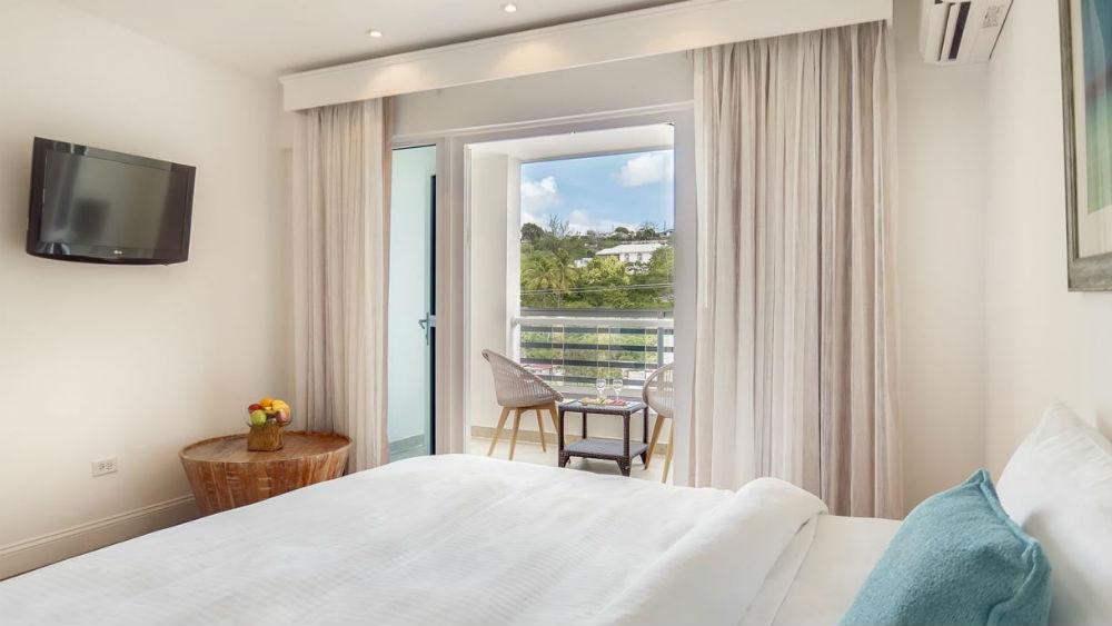Standard Split Level Room at the Waves Hotel & Spa by Elegant Hotels