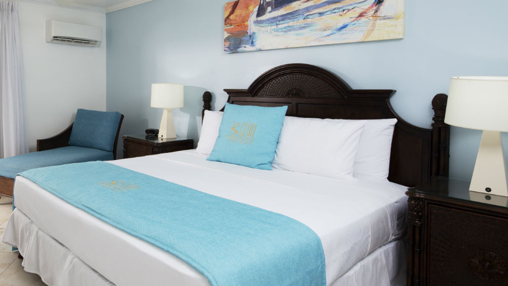 Superior Oceanfront Room at The Club, Barbados Resort & Spa