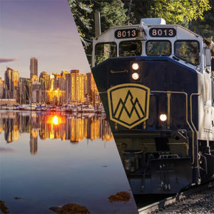 Vancouver & Rocky Mountaineer merged
