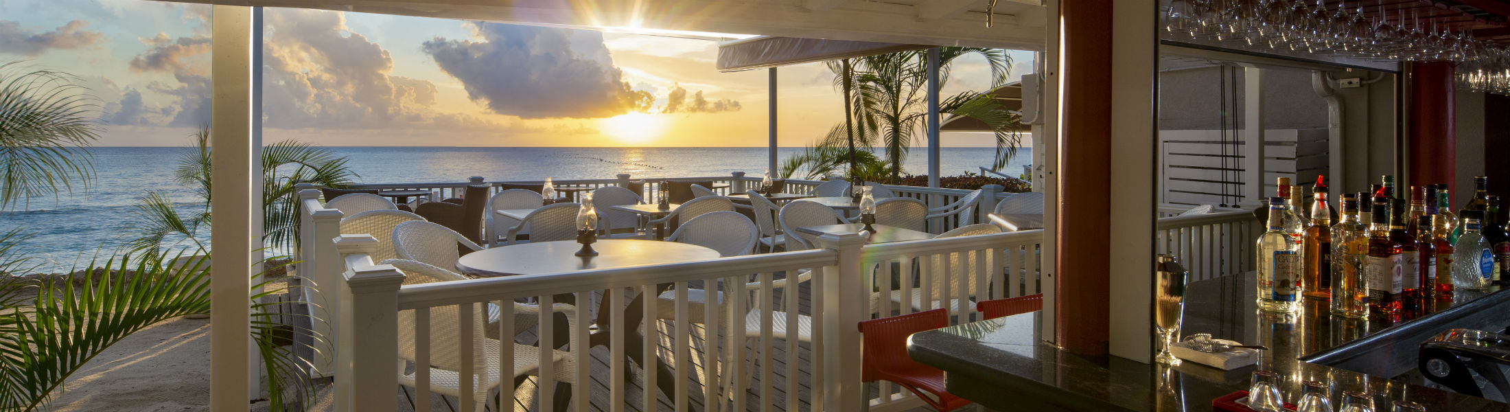 club-beach bar at The Club Barbados Resort & Spa, Barbados