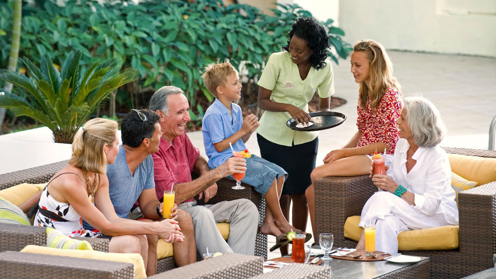 family holiday at the Tamarind by Elegant Hotels