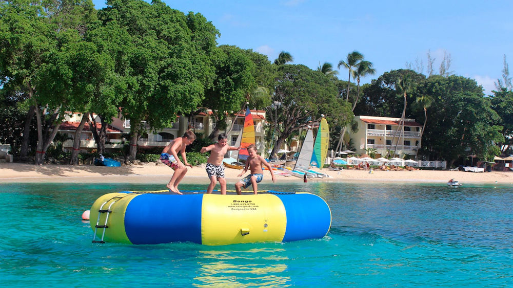 water activities at the Tamarind by Elegant Hotels