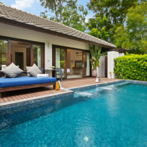 1 Bedroom Pool Villa at the Outrigger Koh Samui