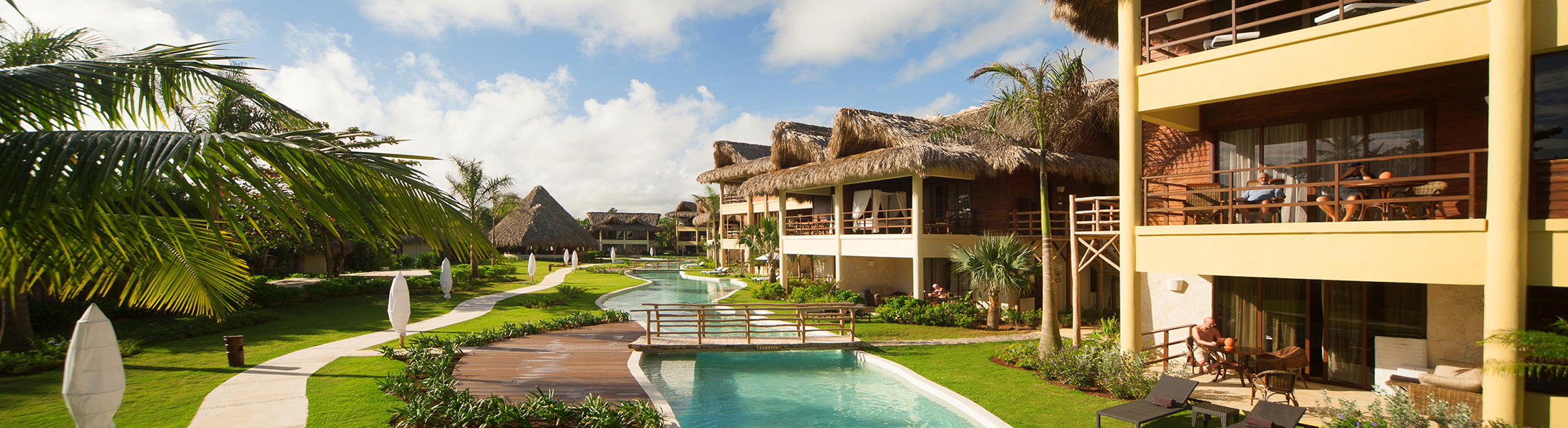Freeform pool & suites at Zoetry Agua Punta Cana