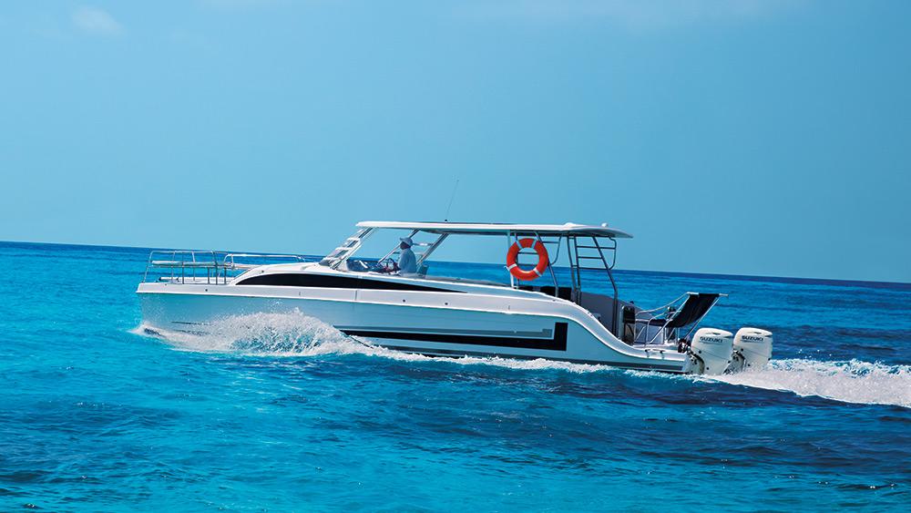 Yacht transfers to Zoetry Villa Rolandi Isla Mujeres