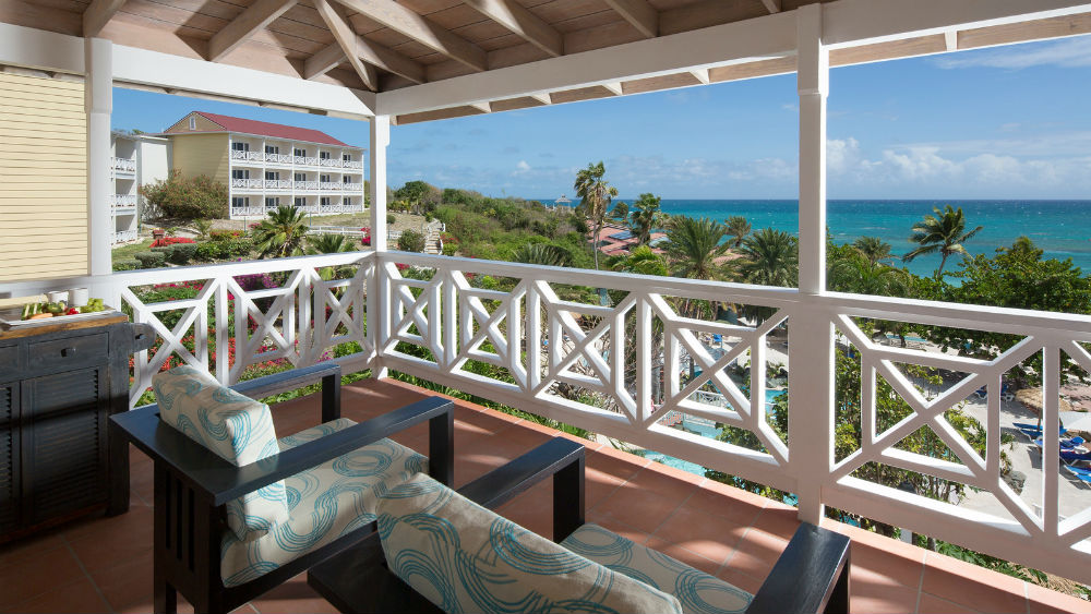 Chairman Suite at the Pineapple Beach Club, Antigua