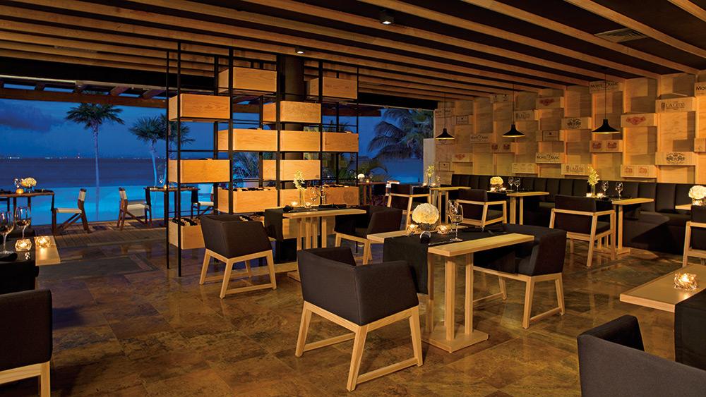 Metissage Restaurant at Zoetry Villa Rolandi Isla Mujeres