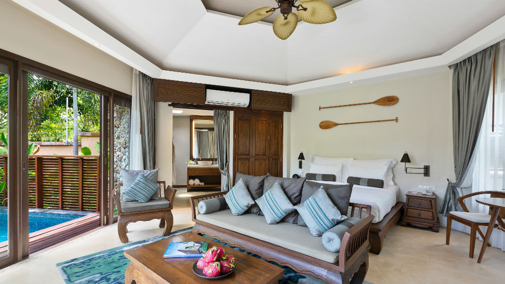 Plunge Pool Suite at the Outrigger koh Samui