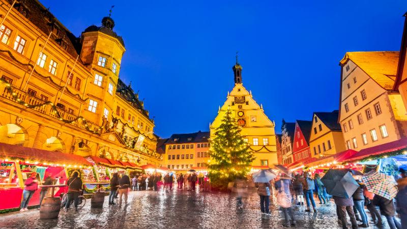 Rothenburg ob der Tauber Christmas