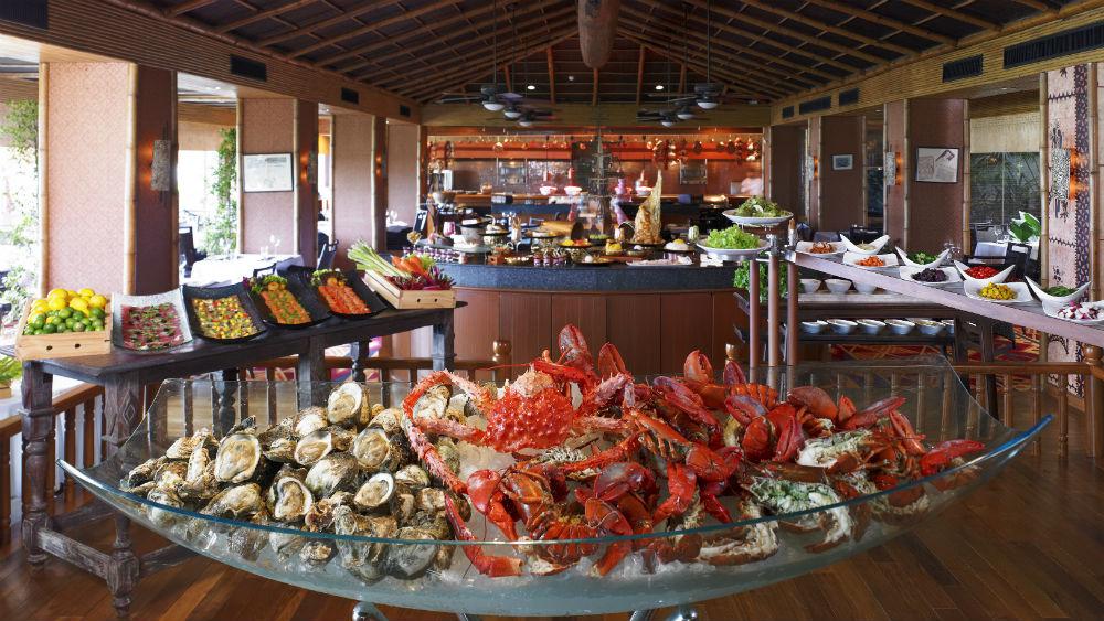 Trader Vic's at the Anantara Riverside Bangkok Resort