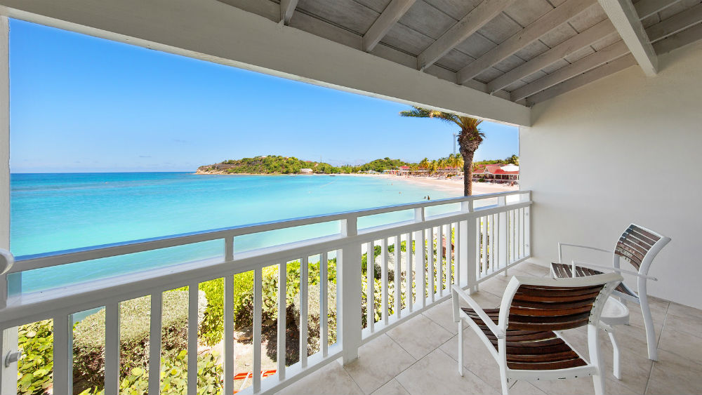 Waterfront Room at the Pineapple Beach Club, Antigua